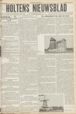 Holtens Nieuwsblad 1950-10-21