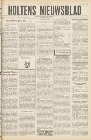 Holtens Nieuwsblad 1954-12-24