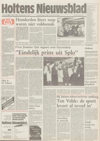 Holtens Nieuwsblad 1988-11-17