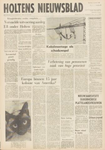 Holtens Nieuwsblad 1968-01-13
