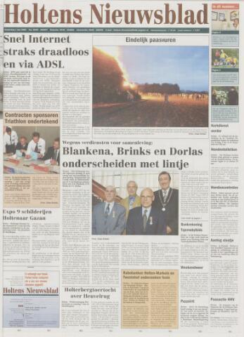 Holtens Nieuwsblad 2003-05-01