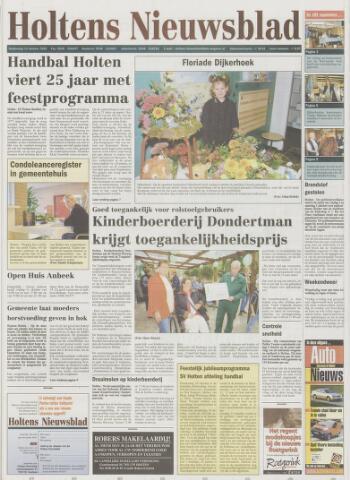Holtens Nieuwsblad 2002-10-10