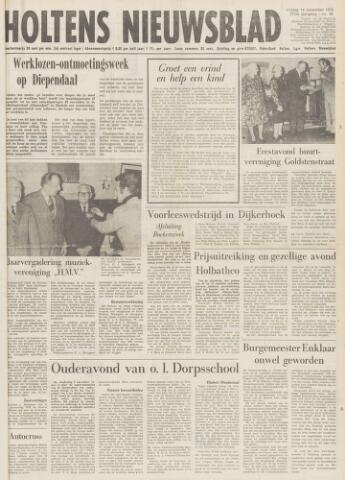 Holtens Nieuwsblad 1975-11-14