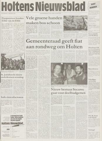 Holtens Nieuwsblad 1996-10-31