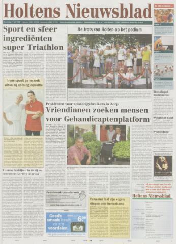 Holtens Nieuwsblad 2005-07-21
