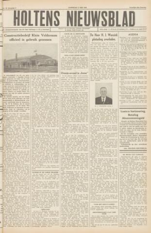 Holtens Nieuwsblad 1956-05-05