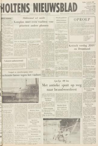 Holtens Nieuwsblad 1971-09-03