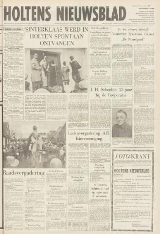 Holtens Nieuwsblad 1971-11-26