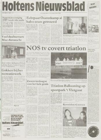 Holtens Nieuwsblad 1997-07-31
