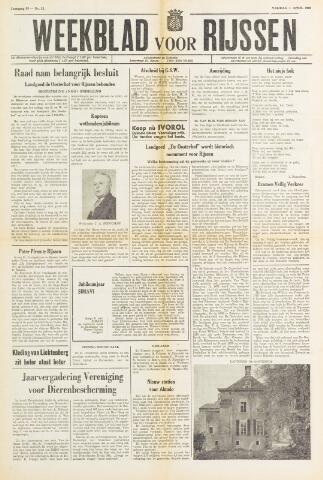 Weekblad voor Rijssen 1960-04-01
