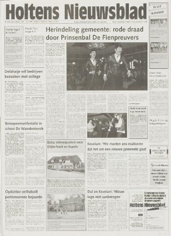 Holtens Nieuwsblad 2001-02-01