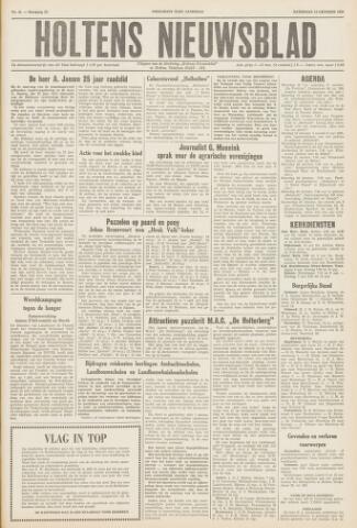 Holtens Nieuwsblad 1960-10-15