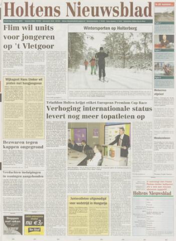 Holtens Nieuwsblad 2005-03-10