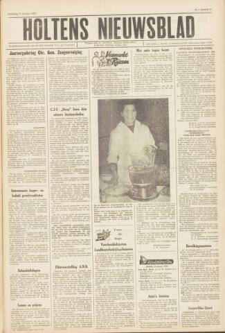 Holtens Nieuwsblad 1964-01-11