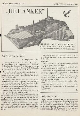 Het Anker 1951-08-01