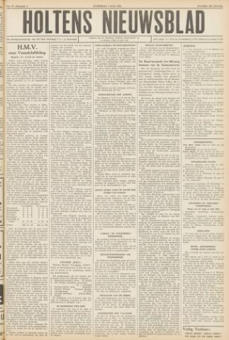 Holtens Nieuwsblad 1951-07-07