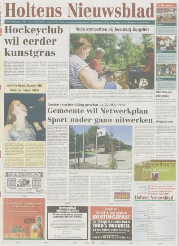 Holtens Nieuwsblad 2005-08-18