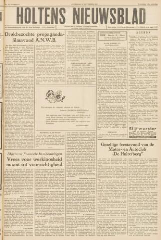 Holtens Nieuwsblad 1957-11-16