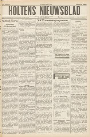 Holtens Nieuwsblad 1954-06-26
