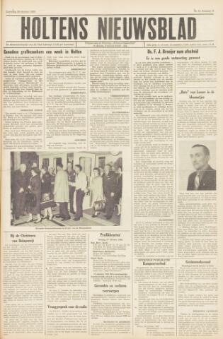 Holtens Nieuwsblad 1963-10-26