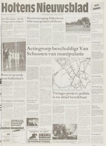 Holtens Nieuwsblad 1996-10-10
