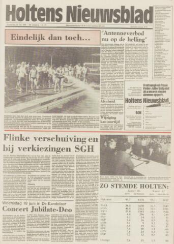 Holtens Nieuwsblad 1986-05-22