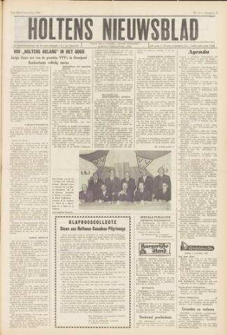 Holtens Nieuwsblad 1965-11-06