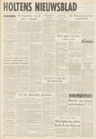 Holtens Nieuwsblad 1968-10-12