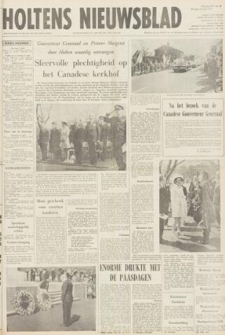 Holtens Nieuwsblad 1971-04-16