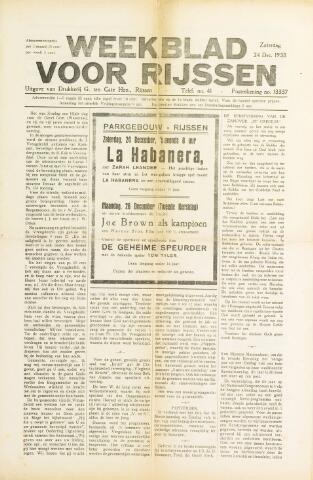 Weekblad voor Rijssen 1938-12-24