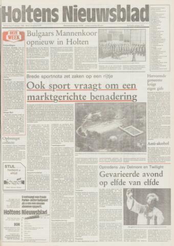 Holtens Nieuwsblad 1988-10-27