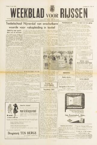 Weekblad voor Rijssen 1961-04-14