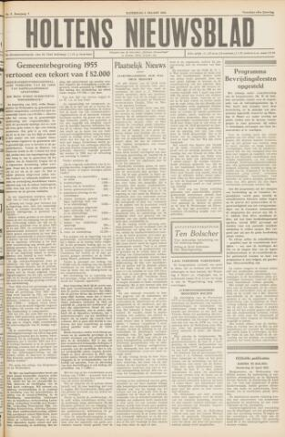 Holtens Nieuwsblad 1955-03-05