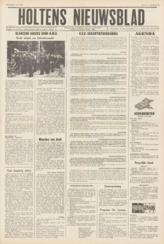 Holtens Nieuwsblad 1966-07-09