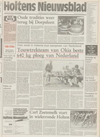Holtens Nieuwsblad 1992-07-23