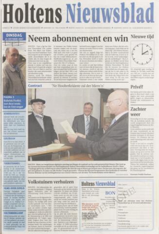 Holtens Nieuwsblad 2007-10-23