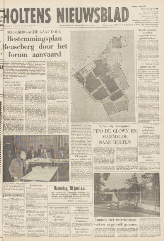 Holtens Nieuwsblad 1972-06-09