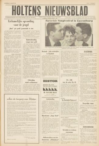 Holtens Nieuwsblad 1962-03-24