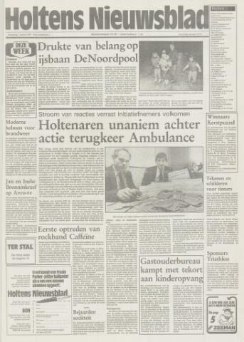 Holtens Nieuwsblad 1993-01-07