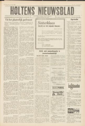 Holtens Nieuwsblad 1965-11-20