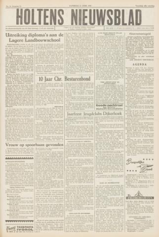 Holtens Nieuwsblad 1959-04-11
