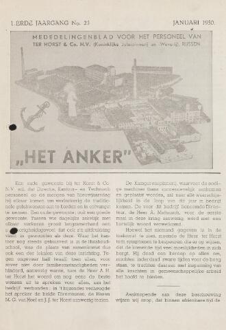 Het Anker 1950-01-01