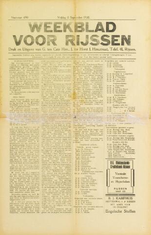 Weekblad voor Rijssen 1928-09-08