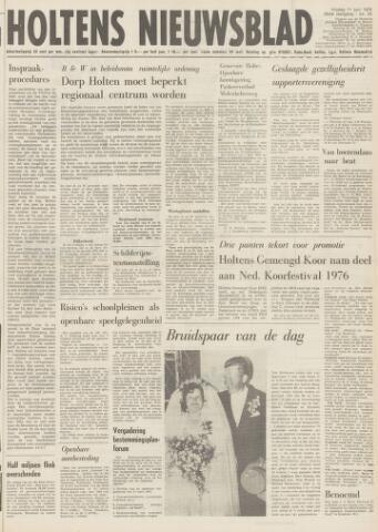 Holtens Nieuwsblad 1976-06-11