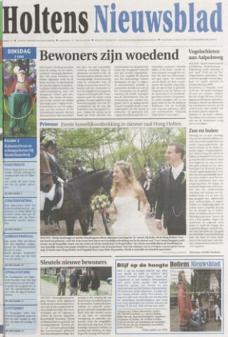 Holtens Nieuwsblad 2009-06-09