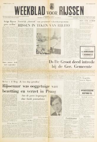 Weekblad voor Rijssen 1968-08-30