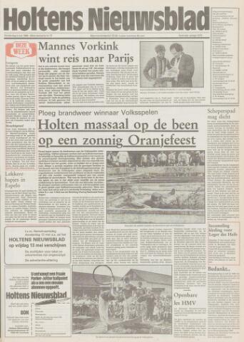 Holtens Nieuwsblad 1988-05-05