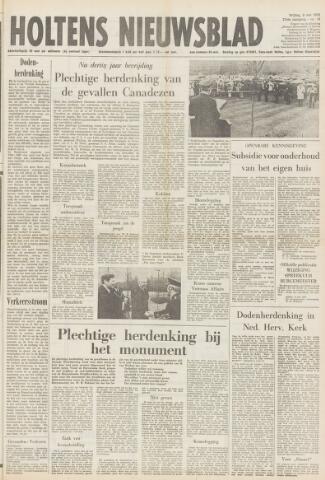 Holtens Nieuwsblad 1975-05-09