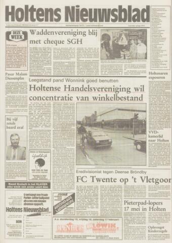 Holtens Nieuwsblad 1990-02-15