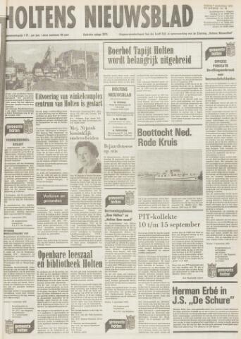 Holtens Nieuwsblad 1979-09-07